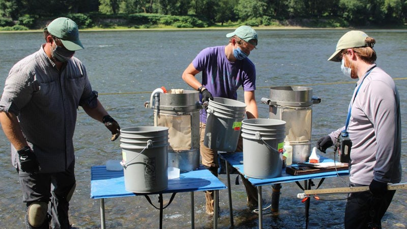 47 Years and Counting: Crew Completes Susquehanna River Sampling