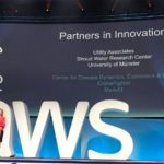 Photo of Amazon Web Services 2018 City on a Cloud award ceremony